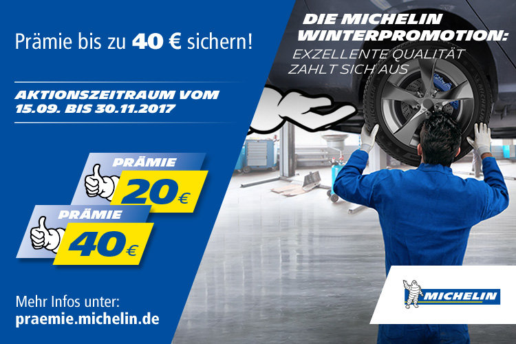 Michelin Winterpromotion